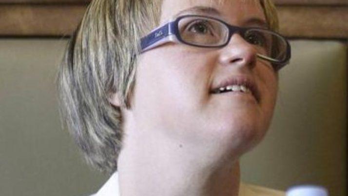 La prima consigliere comunale con sindrome di down