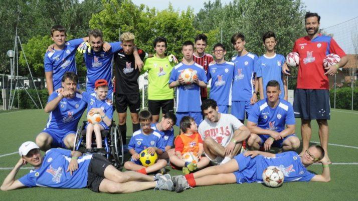 Calcio per tutti!