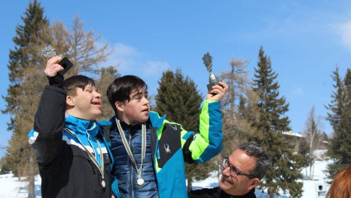 25 Marzo gara sci con Emergency